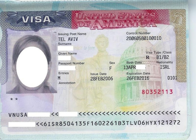 Tempo para tirar um visto para os Estados Unidos