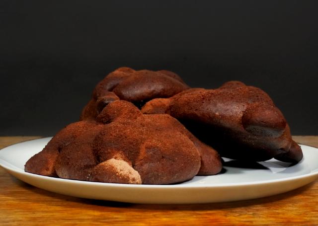 Delicioso PAN DE MUERTO [receta de chocolate]