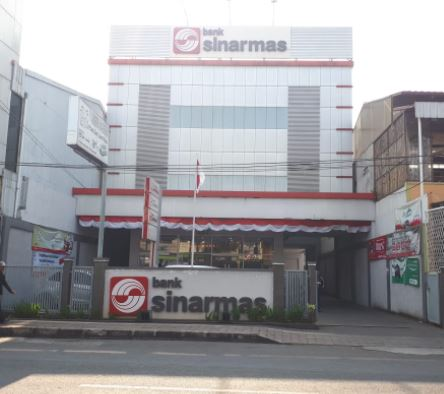 Alamat Lengkap dan Nomor Telepon Kantor Bank Sinarmas di  Ternate