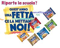 """Logo Concorso Sottilette """"Una fetta ce la mettiamo noi"""" : vinci buoni Libraccio da 500 euro"""
