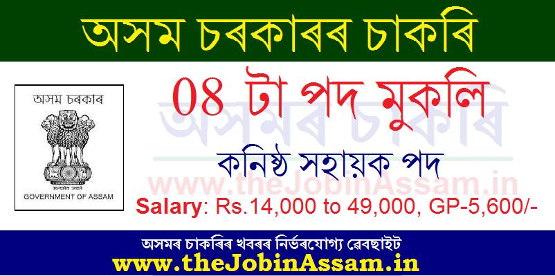 DC Office Bongaigaon Recruitment 2020: