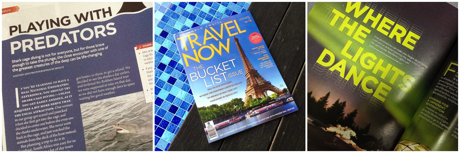 Travel Now Magazine, Philippines