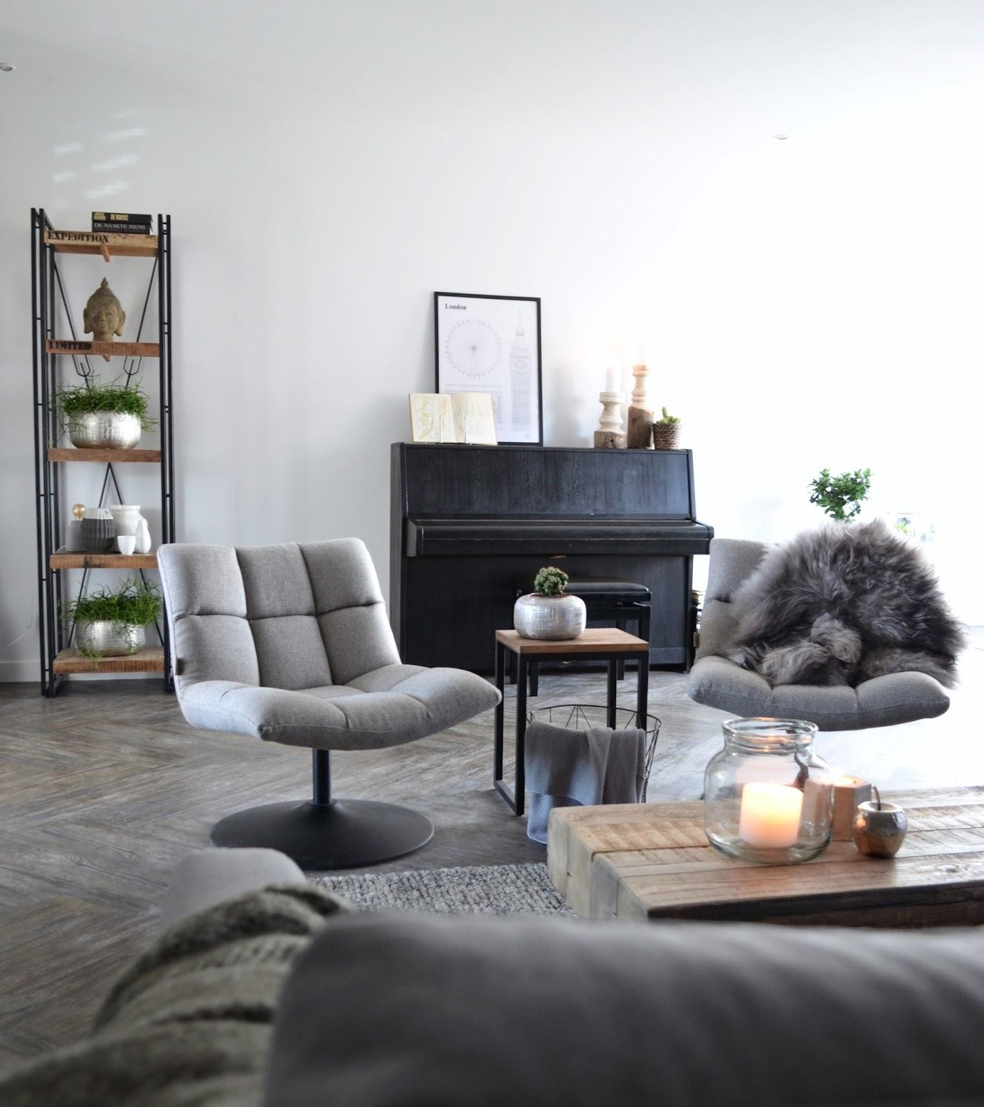 Interieur styling in dalfsen de woonkamer for Interieur woonkamer