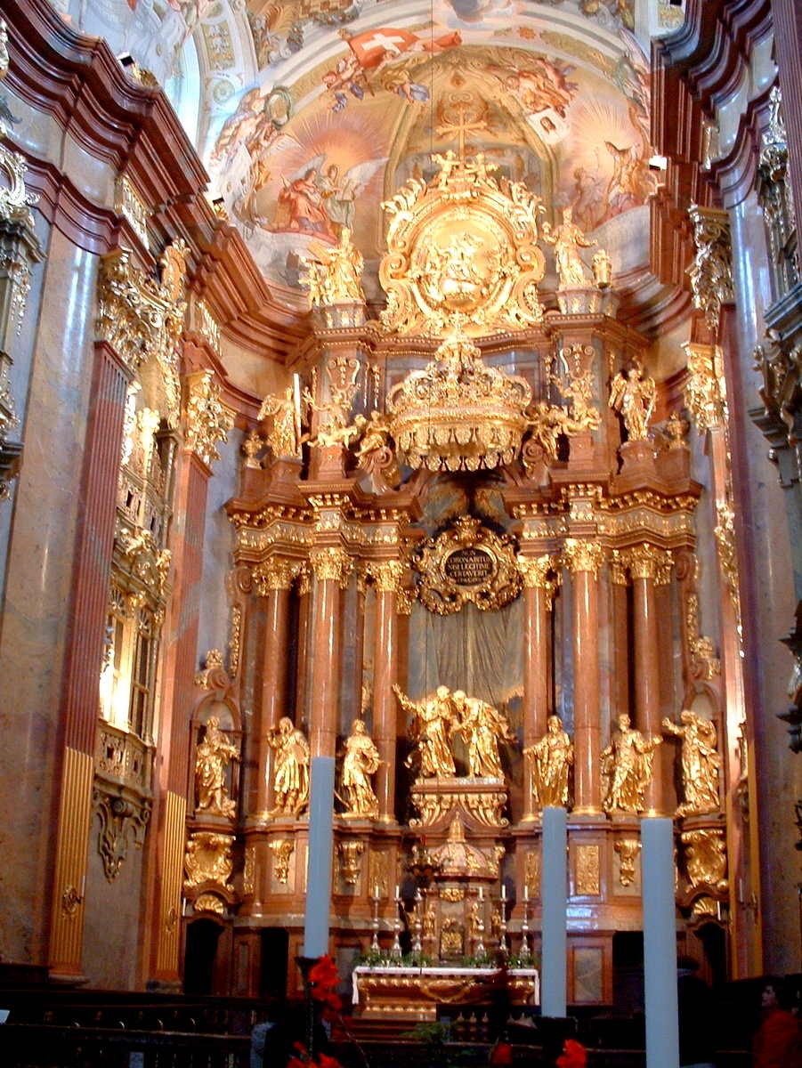 Loveisspeed Melk Abbey Sanctuary It Is Located