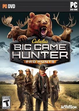 Free Game Download Cabelas Big Game Hunter Pro Hunts torrent
