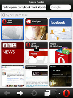 Enhance your browsing experience with Opera Mini
