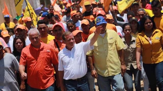 Guanipa: Nuestra lucha es contra un régimen dictatorial que se olvidó de la gente