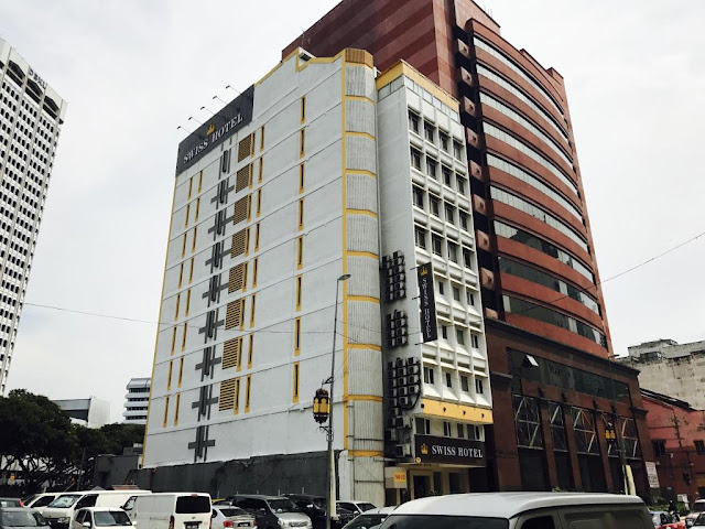 Hotel-hotel Berdekatan Jalan Tunku Abdul Rahman