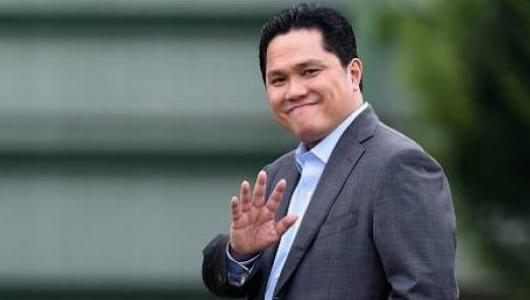 Erick Thohir Sebut Realitas Jika Sandiaga Dibilang Anak Mami oleh Netizen