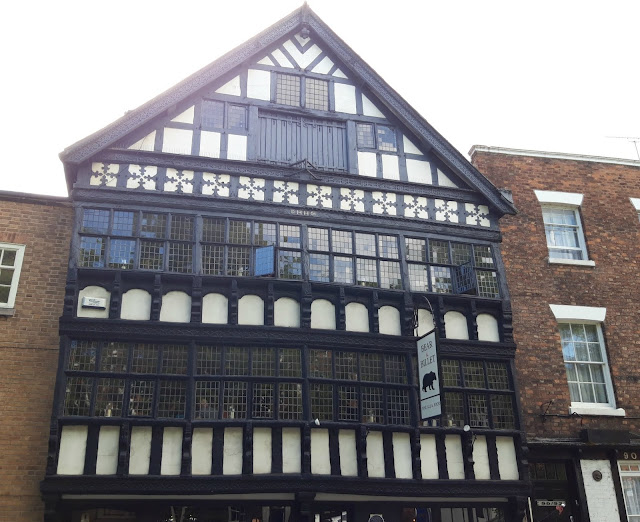Bear and Billet, Chester