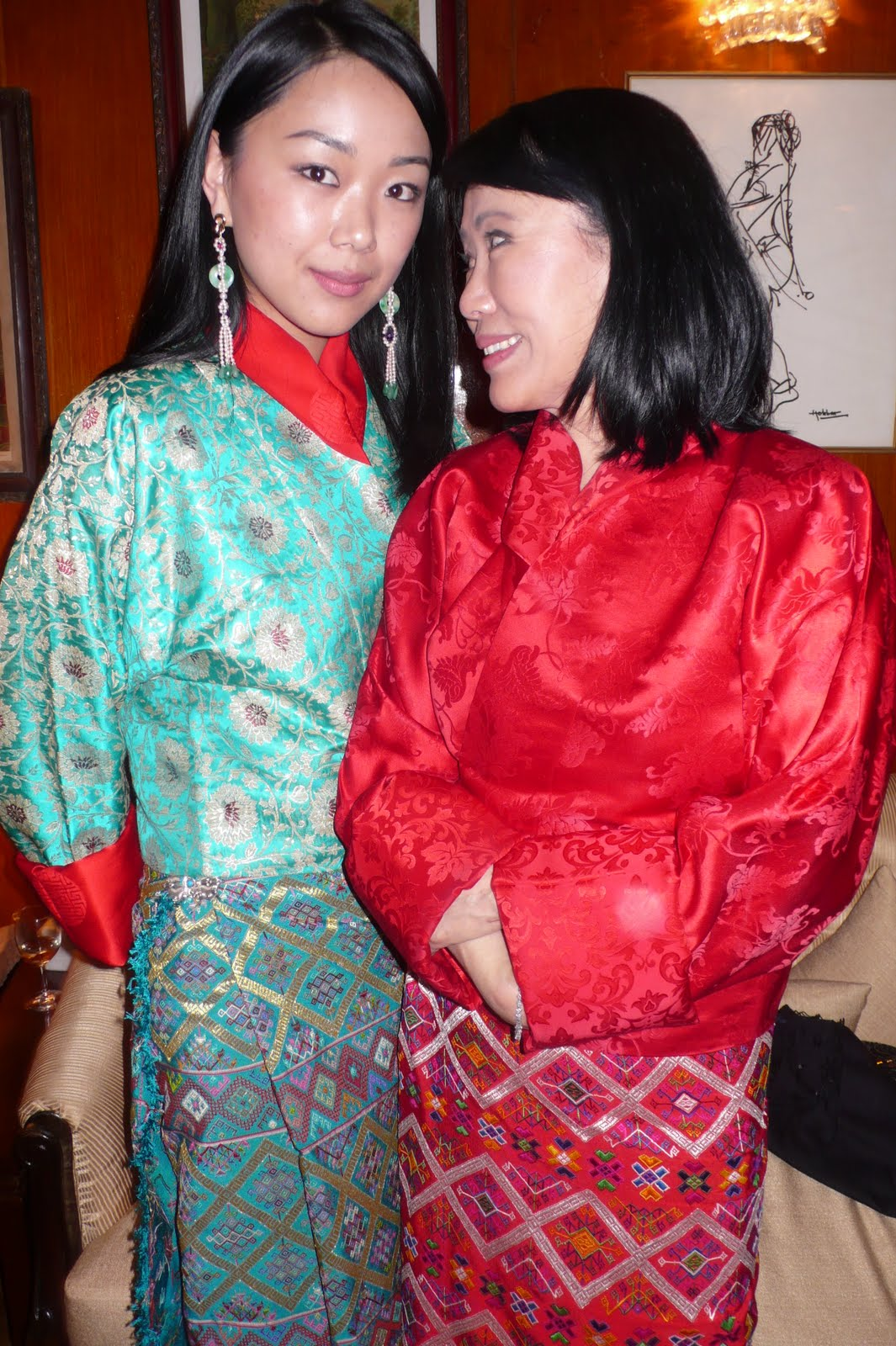 Bhutan women nude