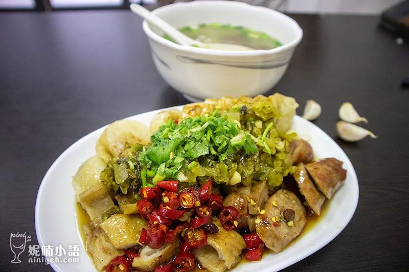 【花蓮美食】福建街張家香腸。老司機私藏台式下午茶