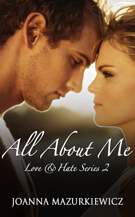 All About Me - Cover reveal