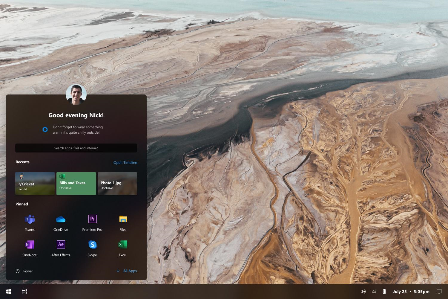 il-nuovo-menu-Start-di-Windows 10