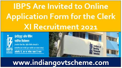 IBPS Are Invited to Online Application