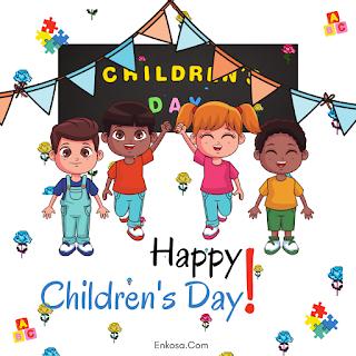Template Ucapan Selamat Hari Anak Sedunia 1 Juni 2021