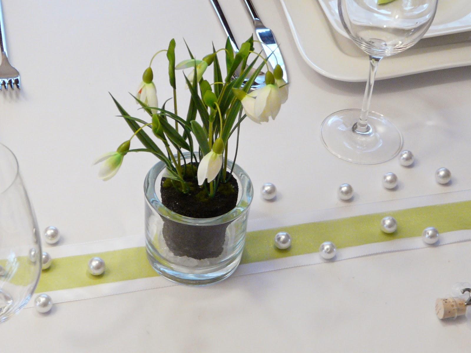 Mustertische zur Hochzeit von Messen  Tischdeko Ideen fr