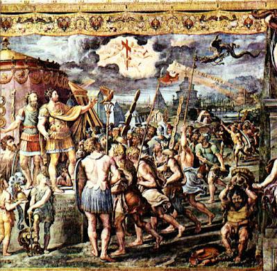Apparizione Croce Raffaello