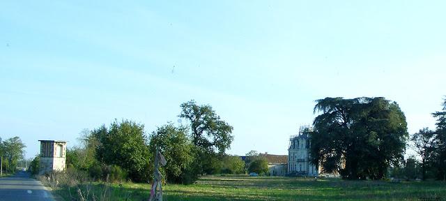 Chateau de Prézault, Indre et Loire, France. Photo by Loire Valley Time Travel.