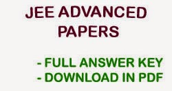 Previous papers year pdf iit jee