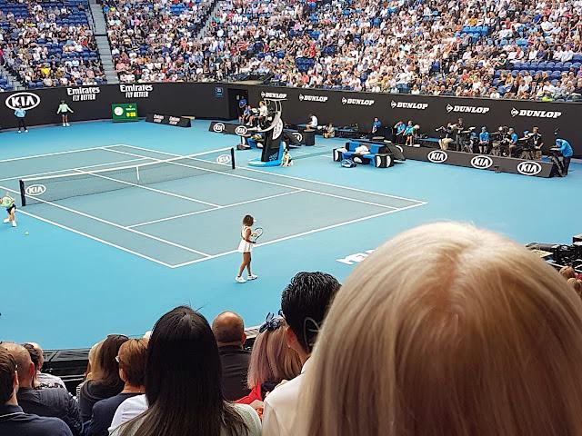 Australian Open: Coco Gauff Tekuk sang Juara Bertahan, Naomi Osaka! Ini kata Atet Wijono