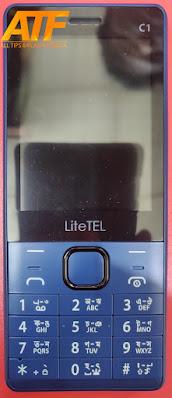 LiteTEL C1 FLASH FILE