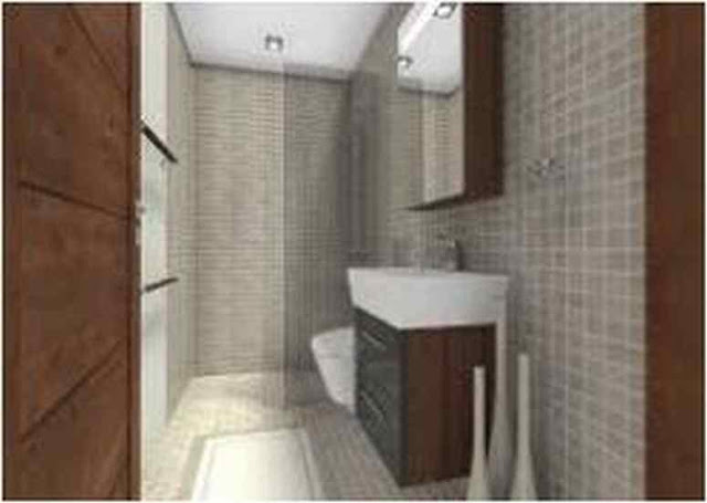 Ideas For Remodeling A Very Small Bathroom RV MM22