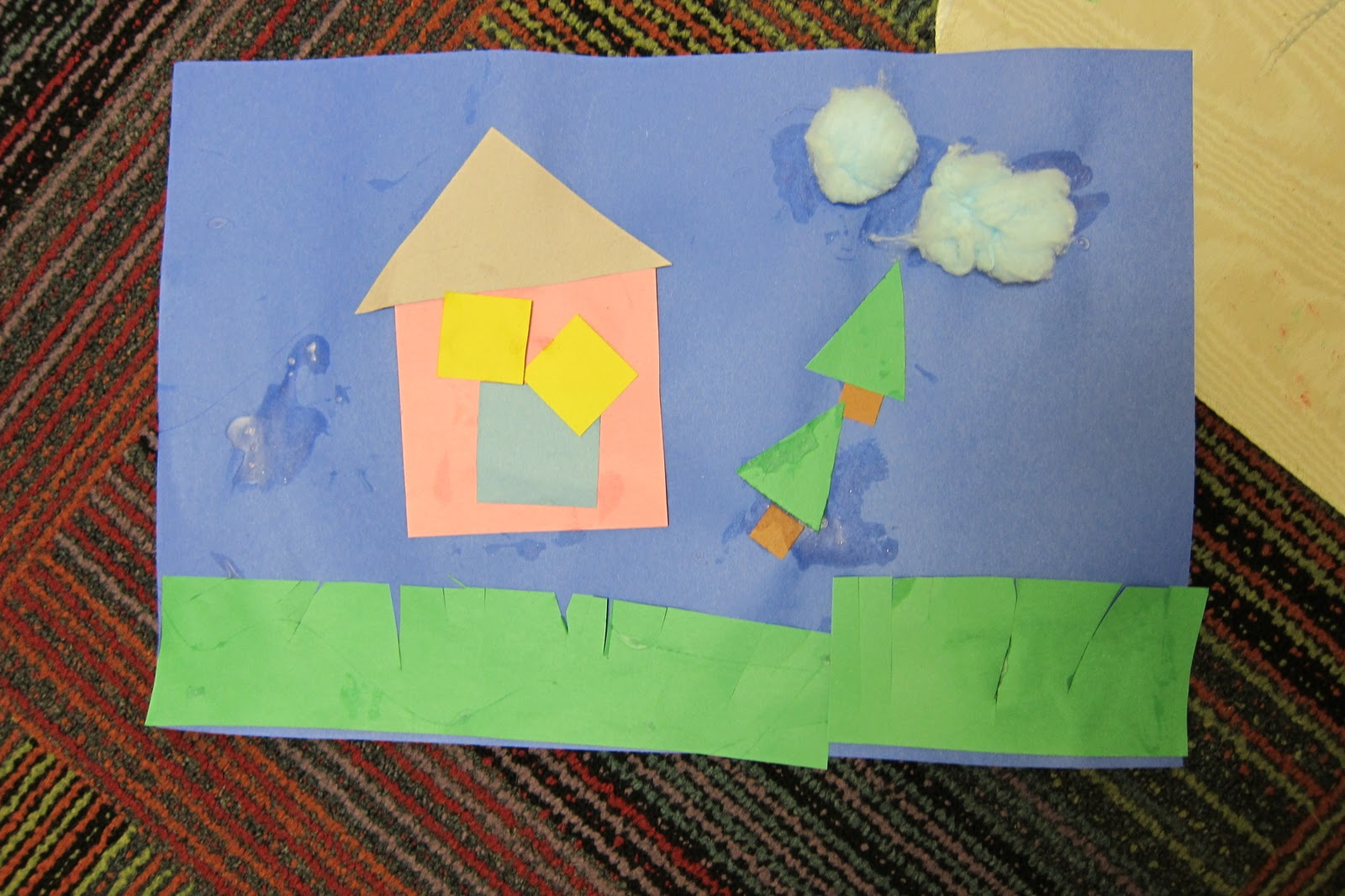 House Craft For Toddlers