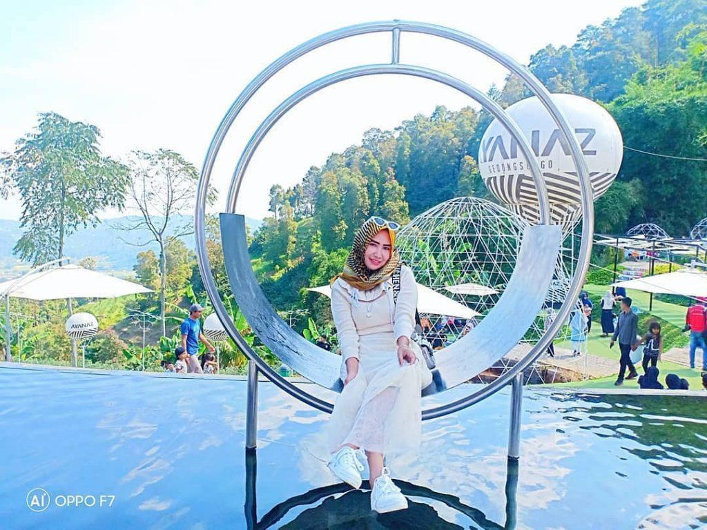 Ayanaz Gedong Songo, Wisata Asik yang Instagramable! dan Lagi Hits