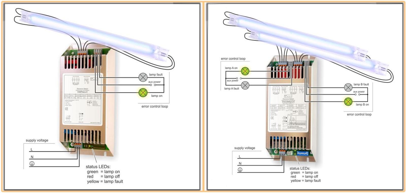 rangkaian lampu tl dengan ballast elektronik tukang listrik batam rh tukanglistrikpulaubatam blogspot com