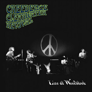 Creedence Clearwater Revival's Live at Woodstock