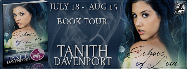 Interview & Giveaway with Tanith Davenport