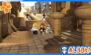 تحميل لعبة Lego Indiana Jones The Original Adventures psp مضغوطة لمحاكي ppsspp