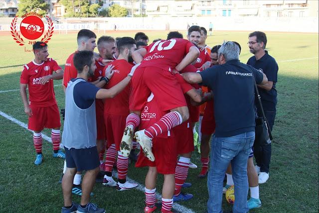 Πανναυπλιακός: Πρεμιέρα με νίκη 3-1 τον Φοίνικα Ν. Επιδαύρου