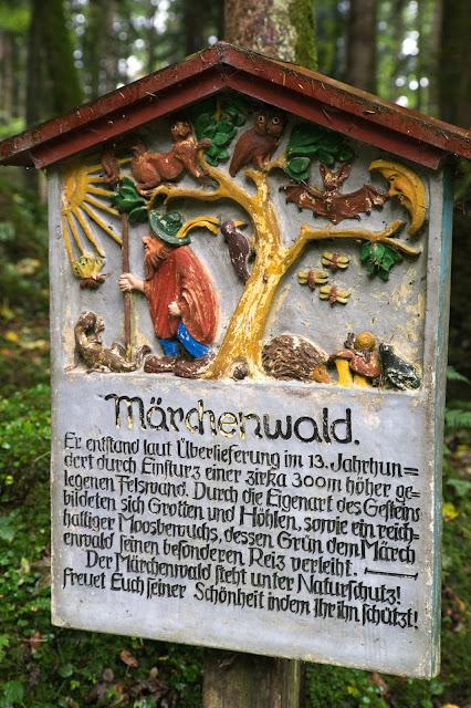 Familienwanderung in Ruhpolding  Märchenwald und Freizeitpark  Wandern im Chiemgau  Wanderung-Ruhpolding 06