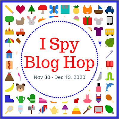 I Spy paper pieced quilt book