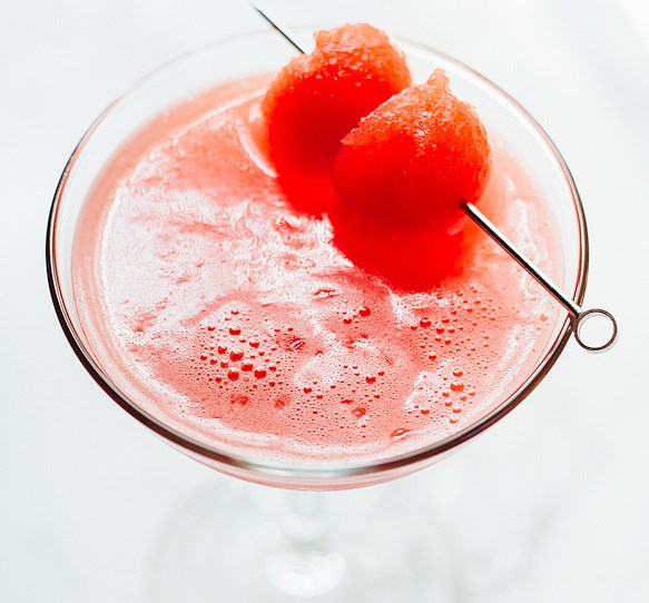 AWARD-WINNING WATERMELON MARTINI #drinks #fruit