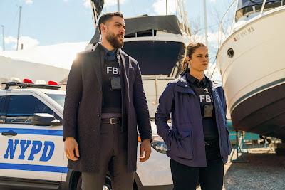 Cena do 22º episódio da 1ª temporada de FBI  (Divulgação: Universal TV)