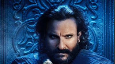 Saif Ali Khan as Udaybhan Rathod