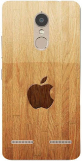Lenovo K6 Power Back Cover Apple Logo