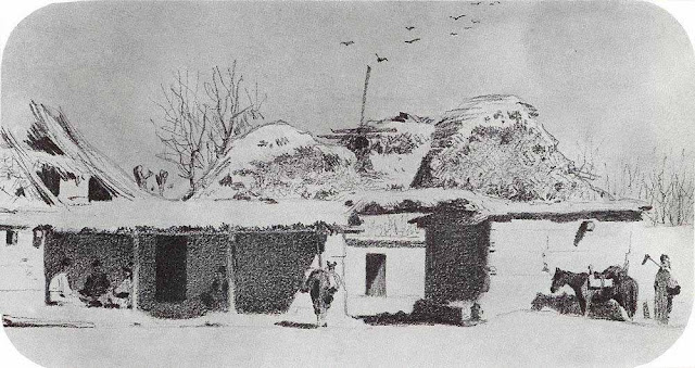 Василий Васильевич Верещагин - Постоялый двор близ Ташкента. 1867