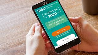 SiSU divulga lista de espera da UFCG para o período 2020.2
