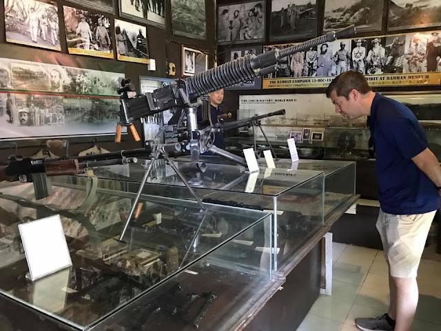 Bamban World War II Museum of History