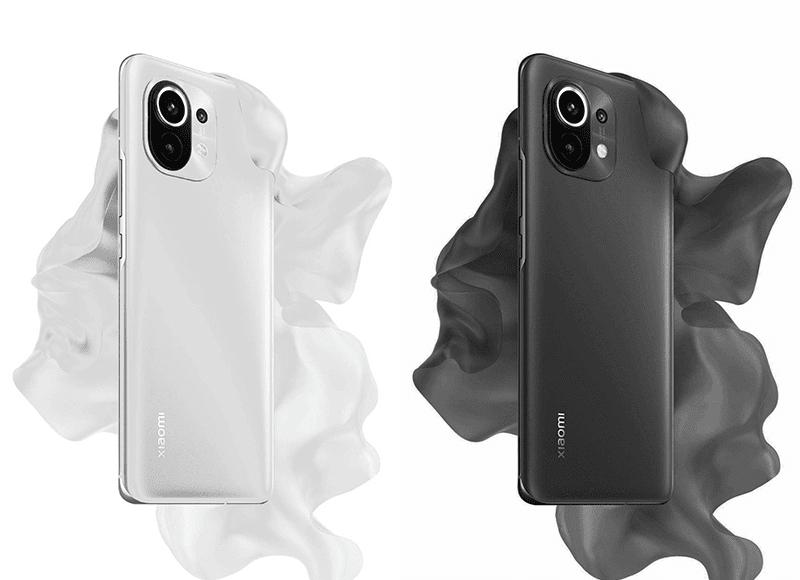 Leaked design of Mi 11