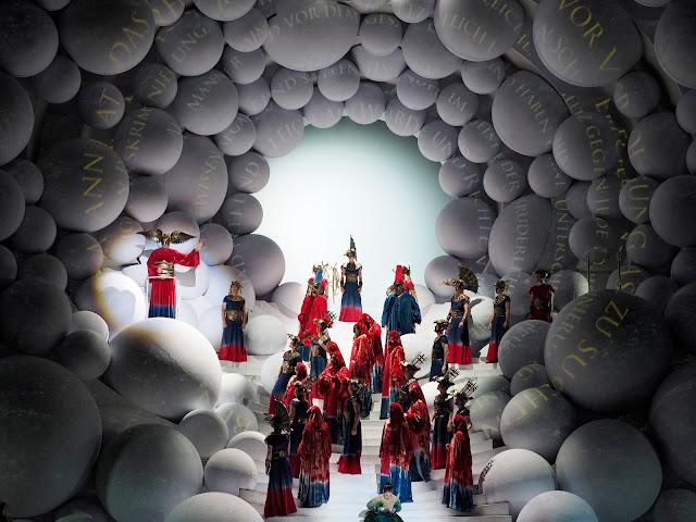Mozart: Die Zauberflöte - Oper im Steinbruch (Photo Armin Bardel)