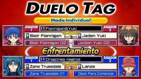 download yu gi-oh gx tag force psp ppsspp android