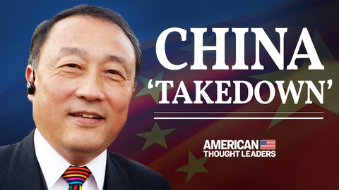American-Chinese businessman and Republican lobbyist Solomon Yue has claimed.