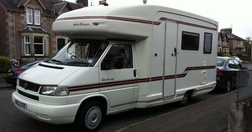 Auto Sleepers For Sale On Ebay: EBay Scam Hunter: VW Auto Sleeper Sherbourne Motorhome