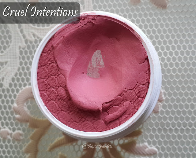 Colour Pop Super Shock Cheeks Cruel Intentions Swatch