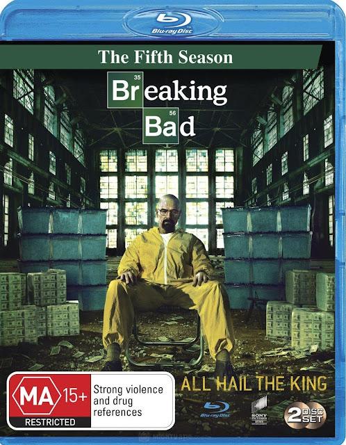 Breaking Bad – Temporada 5 [4xBD25] *Con Audio Latino